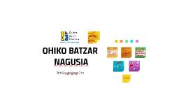 Ohiko Batzar Nagusia 2016