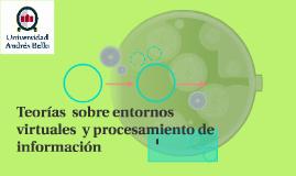 Teorías planteadas sobre entornos virtuales de César Coll y