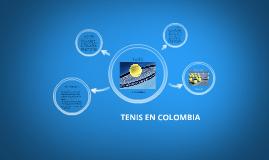 TENIS EN COLOMBIA