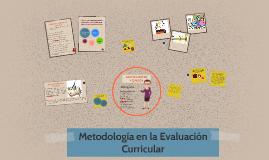 ¿Qué es la Evaluación Curricular?
