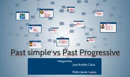 Past simple vs Past Progressive