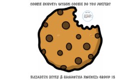 Cookie Survey: Which Cookie do you prefer?