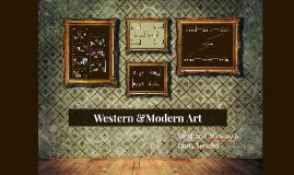Western &Modern Art