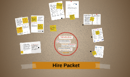 Hire Packet