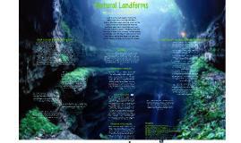 Natural Landforms