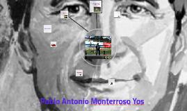 Pablo Antonio Monterroso Yos