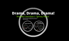 Dramatic Conventions- English 10