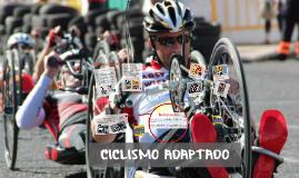 Copy of CICLISMO ADAPTADO