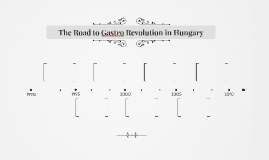 The Road to Gastro Revolution in Hungary