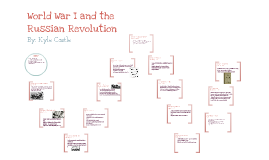 WWI and Russian Revolution