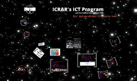 ICRAR's ICT Program