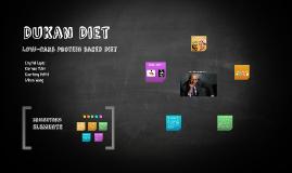 Copy of Dukan Diet