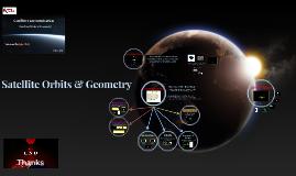 Upload of Satellite Orbit