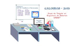Calouros - 2013