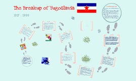 Breakup of Yugoslavia