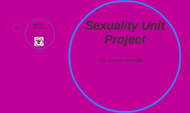 Sexuality Unit Project