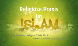 Religiöse Praxis