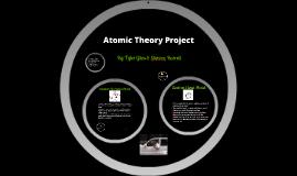 Copy of Atomic Theory Prezi Project