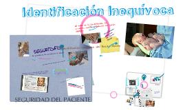 Copy of IDENTIFICACIÓN INEQUÍVOCA DEL RECIÉN NACIDO