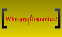 Hispanic Market Profile