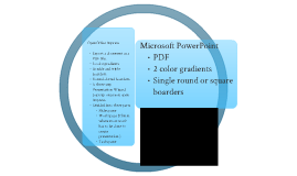 Copy of Microsoft PowerPoint VS. OpenOffice Impress