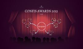 CONFIS AWARDS 2015