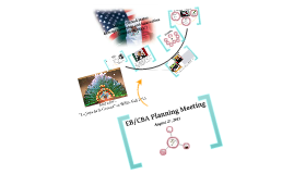 Copy of Presentation for EB/CBA Planning Session