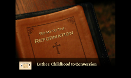 Road to the Reformation - 02