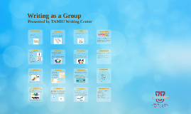 Writing as a Group