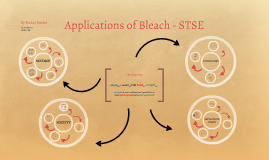 Copy of Applications of Bleach - STSE