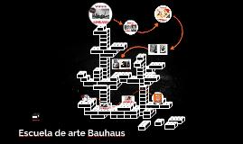 Escuela de arte Bauhaus