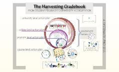 Multi-level assessment using the harvesting gradebook