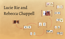Lucie Rie and Rebecca Chappell