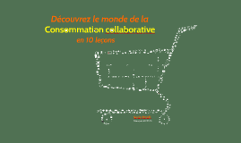 Copy of Consommation collaborative