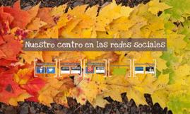 Nuestro centro en las redes sociales