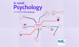 A-Level Psychology new