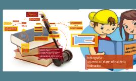 Copy of programa para la equidad y la inclusión educativa