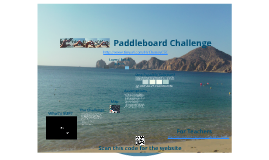 Cabo Paddleboard Challenge