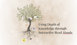 Using DOK through Interactive Read Alouds