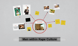 Men within Rape Culture