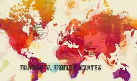 France v. United states