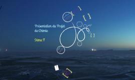Présentation Projet Chimie (9eF)