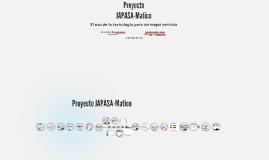 Proyecto JAPASA-Matico