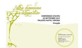 Presentazione Wapple - 30 settembre 2014
