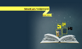 StreetCars Assignment