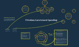 Frivolous Government Spending