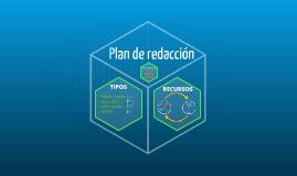 Plan de redacción PSU