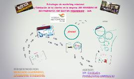 Estrategias de marketing relacional y fidelizacion de los clientes de RUSTICA PACHACAMAC
