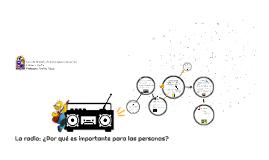 Copia de ¿Por qué la radio es importante para las personas?