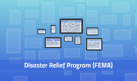 Disaster Relief Program